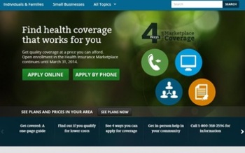 PHOTO: Indiana residents will have more insurance choices as the second enrollment period for private health insurance under the Affordable Care Act begins Saturday. It runs through Feb. 15. Photo courtesy of healthcare.gov.