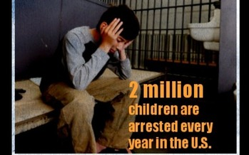 PHOTO: A juvenile justice advocate says locking kids up is not an effective way to deal with kids who have problems, and more humane and effective responses to delinquency need to be developed.<br />Photo credit: New Jersey Parents Caucus.