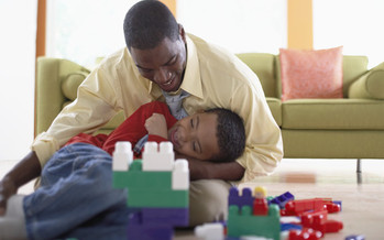 PHOTO: The Home Visiting Coalition wants to see federal funding for programs that help struggling parents continue. Unless Congress acts, funding will expire in March. Photo credit: Microsoft Images