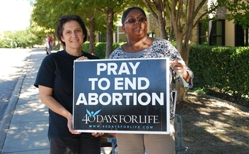 PHOTO: Another skirmish in the abortion battle? Some in North Carolina are concerned that the public comment period on new DHHS rules for clinics that perform abortions will fuel the longtime debate on the topic. Photo credit: Larryography/FeaturePics.com