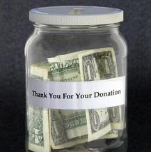 PHOTO: As Illinoisans reach into their wallets to donate to those less fortunate this holiday season, consumer experts say it's critical they do their research to avoid fraudulent charities and scam activists. Photo credit: Dodgerton Skillhause/Morguefile.