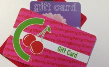 PHOTO: Scammers have found ways to grab cash right off of gift cards, a problem that seems to peak during the holidays. Photo credit: J. Oster.