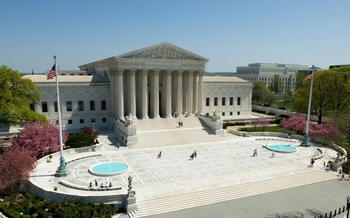PHOTO: The U.S. Supreme Court is taking action to uphold a lower court ruling that overturned Arizona's law preventing some young immigrants from getting drivers' licenses. Photo courtesy of the Architect of the Capitol.