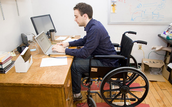 PHOTO: The Achieving a Better Life Experience (ABLE) Act allows those with disabilities to establish a savings account of up to $100,000 for related expenses, without putting their benefits in jeopardy. Photo credit: Erin Sparling/Flickr.