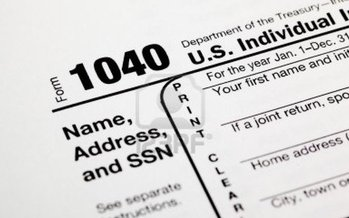 PHOTO: The April 15 income tax filing deadline will be here before many Missourians know it, which is why experts say a little preparation now will make tax time less stressful. Photo credit: M. Shand