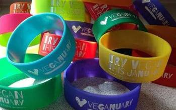 PHOTO: Some vegans say giving up animal products doesn't have to be as difficult as many believe, and they hope folks will consider trying it out in January, which they've dubbed