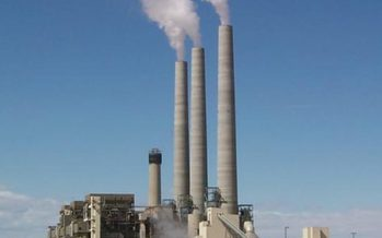 PHOTO: Carbon-pollution rules for coal-power plants have been delayed by the U.S. Environmental Protection Agency. Photo of a coal-power plant in Arizona by  J.C. Willett/USGS.
