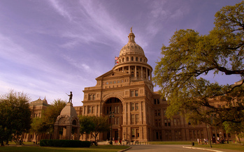 PHOTO: The gavel comes down Tuesday to open the 2015 Texas legislature, and a battle is brewing over the ability of local governments to set their own rules. Photo credit: Stuart Seeger/Flickr.