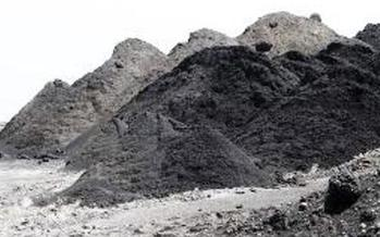 PHOTO: Coal ash, which is the waste material left behind from burning coal, is at the center of controversy in several Missouri communities, where there are fears toxic chemicals could leak into groundwater. Photo courtesy of Sierra Club Missouri Chapter.