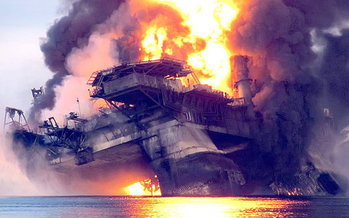 PHOTO: The deadly Deepwater Horizon oil spill has prompted federal agencies to update their oil-spill preparation and response rules. The EPA is asking the public to weigh in on the proposal. Photo courtesy Washington State Department of Ecology.