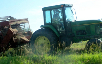 PHOTO: With more than half of Iowa farmland owned by people age 65 and older, a major transfer to a new generation is under way, leading to difficult choices for many farm families. Photo credit: Jo Naylor/Flickr.