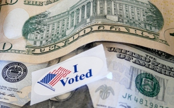 PHOTO: In the five years since the Supreme Court's Citizens United decision, analysis shows that American elections have become increasingly influenced by big, anonymous political donations.