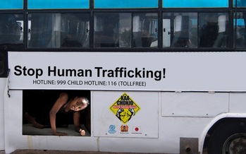 PHOTO: Efforts in Indiana and around the nation have intensified to help victims of human trafficking and catch offenders. Photo credit: Bret Jordan/Flickr.