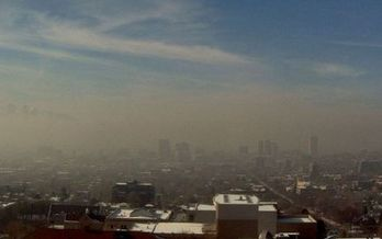 PHOTO: Air pollution that can affect Utah's economy and the health of its residents is one of the many issues state lawmakers will consider during the 2015 Legislative Session, now underway. Photo courtesy of Utah Department of Health.