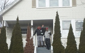 PHOTO: Canvassers from Health Care For All, Chelsea Collaborative and other groups knocked on 360,000 doors around Massachusetts during the open-enrollment period, informing Commonwealth residents of their options. Photo courtesy of The Chelsea Collaborative.