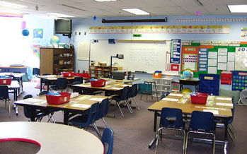 PHOTO: Advocates for children with disabilities are concerned about the impact North Carolina's expanded charter school and private school voucher program may have on them. Photo courtesy: Liz Marie/Wikimedia Commons.
