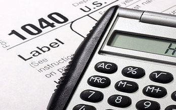 PHOTO: Need help with income tax returns? Nevadans can file free of charge through the AARP Foundation's Tax-Aide program, which isn't just for seniors or AARP members. Photo courtesy U.S. Department of Veterans Affairs.
