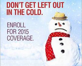 GRAPHIC: Feb. 15 is the final day of the 2015 enrollment period for the health insurance marketplace, so advocacy groups are working to make it easier for uninsured Ohioans to learn about their options and sign up. Graphic courtesy U.S. Dept. of Health and Human Services.