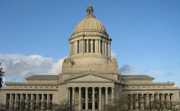 PHOTO: State lawmakers in Washington are pondering whether voters would want to amend the Constitution to require that two-thirds of all state revenue be used to fund education. Critics of the idea say it's a noble goal but would make the budget a lot less flexible in future years. Photo courtesy of Wikipedia.