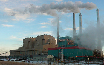 PHOTO: The Colstrip Generating Station in Montana has been under regional scrutiny for years for air and water pollution. Three Washington utilities use some of its power, and have proposed legislation to retire the plant. Photo courtesy Montana Environmental Information Center.
