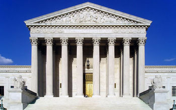 PHOTO: On Wednesday the U.S. Supreme Court will hear arguments in King v. Burwell, and the outcome could impact health insurance coverage for over 500,000 North Carolinians. Photo courtesy Matt H. Wade/Wikimedia Commons.