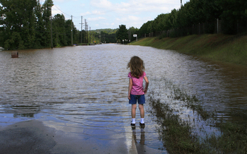PHOTO: It's Severe Weather Awareness Week in Ohio. Experts say floods and flash flooding cause the majority of weather-related deaths in the United States. Photo credit: Anita Peppers/Morguefile.