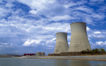 PHOTO: The Southern Alliance for Clean Energy and other groups are concerned that TVA's 2015 Integrated Resource Plan doesn't go far enough for consumers or the environment. They also fear safety risks at the Watts Bar Nuclear Plant. Photo credit: TVA