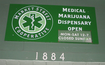 PHOTO: A landmark new bill in Congress would allow doctors and patients to participate in state medical marijuana programs like the one in New York without violating federal laws. But not all pot reformers are behind it. Photo credit: Dominic Simpson/Flickr