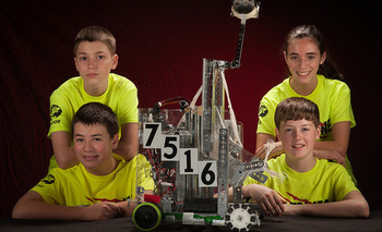 PHOTO: Oregon schools are sending 15 teams to an upcoming 13-state regional robotics championship. Computer science teachers are asking the Legislature to fund more teacher training and expand STEM programs for students. Photo credit: Richard I. Hetzler