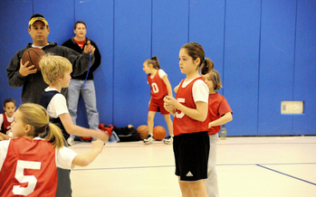 PHOTO: Minnesota lawmakers are being asked to approve a bill to update standards for physical-education classes in schools and set grade-specific benchmarks. Photo credit: Jim Larrison/Flickr.