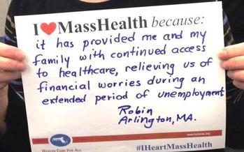 PHOTO: Special enrollment is still available for thousands in the Bay State to get care under the Affordable Care Act, but they need to act soon. Courtesy: Health Care For All