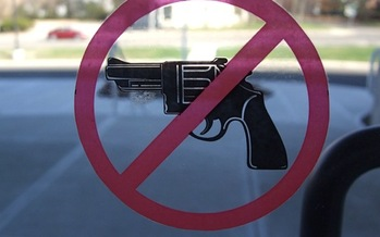 Florida currently bans guns on college campuses, but some lawmakers want to change that. Photo credit: flickr/Creative Commons/Scott Beale<br />
