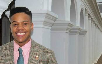 PHOTO: According to the Virginia ACLU the bloody arrest of U.VA. student Martese Johnson highlights longstanding issues of race and law enforcement. Photo courtesy of Martese Johnson.