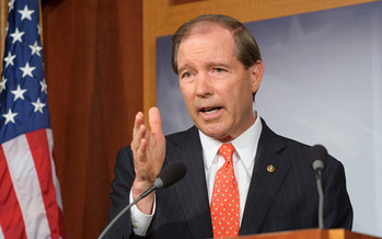 PHOTO: Children and seniors in New Mexico and around the nation would suffer under the proposed budget backed by Congressional Republicans, according to U.S. Sen. Tom Udall. Photo credit: Sen. Udall.