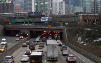 PHOTO: Legislation in Illinois would limit the use of data collected by automated license plate readers for only ongoing investigations. According to the ACLU, the cameras can read one license plate per second – amounting to nearly 28,000 plates in eight hours. Photo credit: Steve Vance/Flickr.