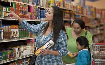 PHOTO: A new report from the Food Research and Action Center says slightly more than 15 percent of Pennsylvanians risk going hungry and don't always have enough money to buy food. Photo courtesy U.S. Dept. of Agriculture.
