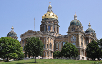 PHOTO: There are hundreds of thousands of Iowans with disabilities, and some of them will be at the state Capitol this week, meeting with lawmakers and learning more about how to be engaged in the political process. Photo credit: Jim Bowen/Flickr.