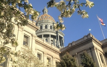 PHOTO: A so-called fetal homicide law cleared a Colorado Senate committee last week and will be heard on Monday by the full state Senate. Opponents say it could lead to the criminalization of pregnant women. Photo credit: Eric Galatas.