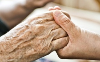 Photo: An AARP survey indicates caregivers of the elderly in South Dakota need help and support. Image by GDNS.