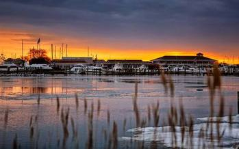 PHOTO: Virginia's beach tourism industry groups are opposing plans to open up the Atlantic coast to offshore drilling. Photo by Krystle Chick and the Chesapeake Bay Foundation.