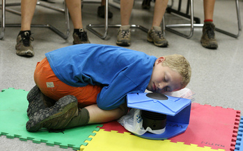 Training taught in schools is increasing the number of North Dakotans who know how to perform hands-only CPR. Credit: John Trainor/Flickr.