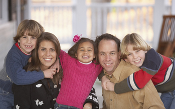 PHOTO: A new report from the Annie E. Casey Foundation finds that about one in five kids in the Pennsylvania child-welfare system doesn't live with a family, but in a group or institutional setting. It says more should be done to change that. Photo courtesy Pennsylvania Partnerships for Children.
