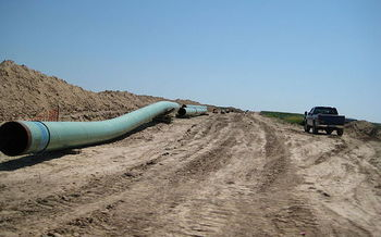 The waiting game on a decision for Keystone XL is now at more than six years. Photo credit: