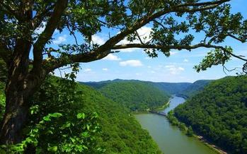 PHOTO: The EPA's new rule clarifies which waterways are covered by the Clean Water Act. Conservation groups in West Virginia think it could be especially important for rural areas. Photo courtesy West Virginia Dept. of Tourism.