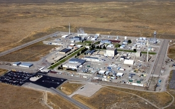 The Snake River Alliance is asking the U.S. Department of Energy to clarify the limits on  spent nuclear fuel being shipped to Idaho from a commercial nuclear power plant in Virginia. Credit: U.S. Dept. of Energy.