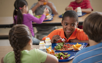 PHOTO: Summer nutrition programs funded by the U.S. Department of Agriculture are helping more children in Nevada, but a new report says the state still ranks low in terms of participation compared to other states. Photo courtesy U.S. Department of Agriculture.