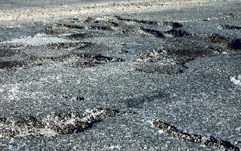 PHOTO: As part of a plan to fund road repairs in Michigan, state lawmakers are considering eliminating the state's Earned Income Tax Credit. Opponents argue the estimated savings from the elimination of the tax are too small to merit serious consideration. Photo credit: Nirbhao/Flickr.