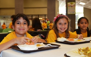 PHOTO: Summer meal program sites are open around the state to help Illinois' most vulnerable children access nutritious meals while school is out for summer. Photo courtesy of USDA.gov.