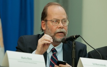 PHOTO: Ed Mierzwinksi of the Arizona Public Interest Research Group advocated for creation of the Consumer Financial Protection Bureau. The CFPB celebrates its fourth anniversary next month, and has recovered billions of dollars on behalf of consumers. Photo courtesy Arizona PIRG.