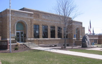 PHOTO: You can still check out books at Minnesota libraries such as Thorson Memorial in Elbow Lake, but there's much more than happening these days at these community cornerstones. Photo courtesy Thorson Memorial Library.